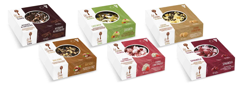 Torte gelato G7